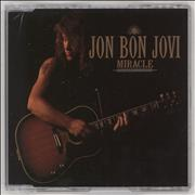 Click here for more info about 'Jon Bon Jovi - Miracle'