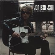 Click here for more info about 'Jon Bon Jovi - Official Calendar 2008'