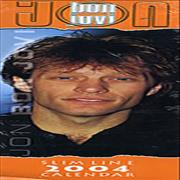Click here for more info about 'Jon Bon Jovi - Slimline 2004 Calendar'