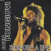 Click here for more info about 'Stringin' A Line'