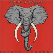 Click here for more info about 'Jon Lord - Before I Forget'