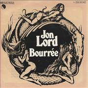 Click here for more info about 'Jon Lord - Bourree + Promo Insert'