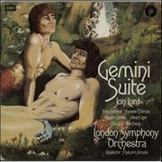 Click here for more info about 'Jon Lord - Gemini Suite - VG+/EX-'