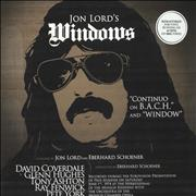 Jon Lord Windows - 180gm Vinyl - Sealed UK 2-LP vinyl set