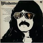 Jon Lord Windows - Factory Sample UK vinyl LP