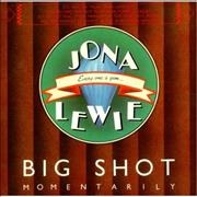 Click here for more info about 'Jona Lewie - Big Shot - Momentarily'