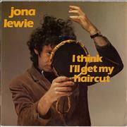 Click here for more info about 'Jona Lewie - I Think I'll Get My Haircut'