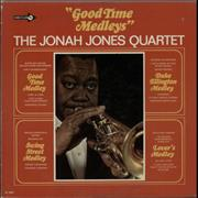 Click here for more info about 'Jonah Jones - Good Time Medleys'