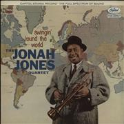 Click here for more info about 'Jonah Jones - Swingin' 'round The World'