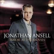 Jonathan Ansell Tenor At The Movies UK CD album