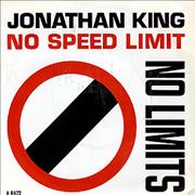 Click here for more info about 'Jonathan King - No Speed Limit'