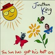 Click here for more info about 'Jonathan King - The Sun Has Got His Hat On'