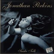 Jonathan Perkins Snake Talk Germany vinyl LP