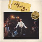 Click here for more info about 'Jonathan Richman & The Modern Lovers - Modern Lovers Live - Stickered Sleeve'
