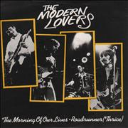 Click here for more info about 'Jonathan Richman & The Modern Lovers - The Morning Of Our Lives - solid + p/s'