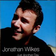 Jonathan Wilkes Just Another Day UK CD single Promo