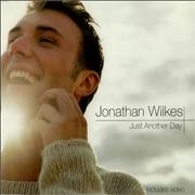 Jonathan Wilkes Just Another Day UK CD single