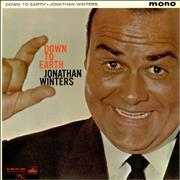Click here for more info about 'Jonathan Winters - Down To Earth - Factory Sample'