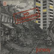 Click here for more info about 'Jonesy - No Alternative - 1st'