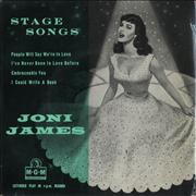 Click here for more info about 'Joni James - Stage Songs'