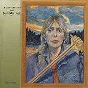 Joni Mitchell A Conversation With USA CD album Promo