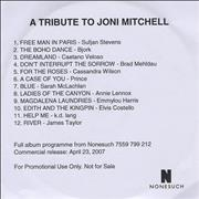 Click here for more info about 'Joni Mitchell - A Tribute To Joni Mitchell'