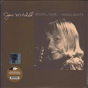 Click here for more info about 'Joni Mitchell - Archives Volume 1 (1963-1967) Highlights - RSD 2021 - Sealed'