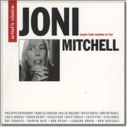 Click here for more info about 'Joni Mitchell - Artist's Choice'