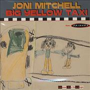 Joni Mitchell Big Yellow Taxi USA CD single