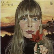 Joni Mitchell Clouds Germany vinyl LP