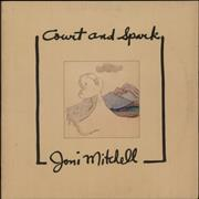 Click here for more info about 'Joni Mitchell - Court And Spark - EX'