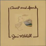 Click here for more info about 'Joni Mitchell - Court And Spark - G/F'