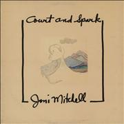 Click here for more info about 'Joni Mitchell - Court And Spark - Glossy Sleeve'