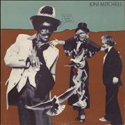Joni Mitchell Don Juan's Reckless Daughter UK 2-LP vinyl set