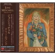 Joni Mitchell Dreamland + Obi Japan CD album Promo