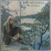 Click here for more info about 'Joni Mitchell - For The Roses - Sealed'