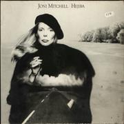 Click here for more info about 'Joni Mitchell - Hejira + Insert'