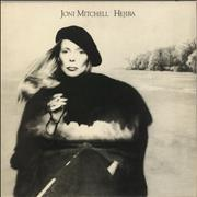 Click here for more info about 'Joni Mitchell - Hejira - Embossed Sleeve + Inner'