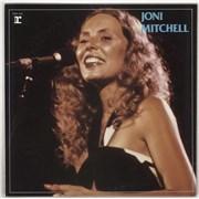 Joni Mitchell Joni Mitchell Japan vinyl LP