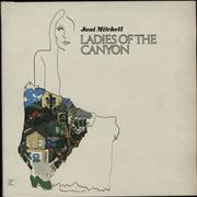 Click here for more info about 'Joni Mitchell - Ladies Of The Canyon - 2nd'