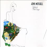 Joni Mitchell Ladies Of The Canyon Germany CD album