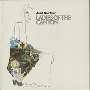 Click here for more info about 'Joni Mitchell - Ladies Of The Canyon'