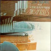 Joni Mitchell Miles Of Aisles Germany 2-LP vinyl set