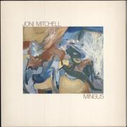 Click here for more info about 'Joni Mitchell - Mingus'