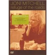 Joni Mitchell Refuge Of The Roads UK DVD