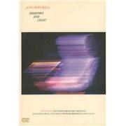 Joni Mitchell Shadows And Light UK DVD