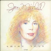 "Joni Mitchell Shiny Toys UK 7"" vinyl"