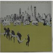 Joni Mitchell The Hissing Of Summer Lawns Australia vinyl LP