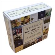 Joni Mitchell The Studio Albums 1968-1979 UK cd album box set