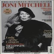 Joni Mitchell The Ultimate Music Guide UK magazine